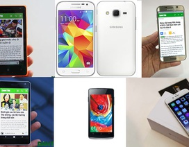 10 sản phẩm bán chạy nhất tháng 4/2015