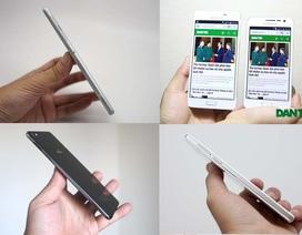 Điểm mặt những smartphone tầm trung mỏng hiện nay