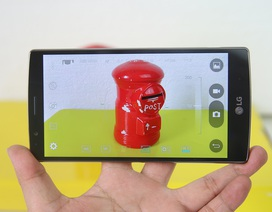 Đập hộp LG G4 phiên bản vỏ sứ tại Việt Nam