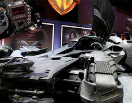 Vén màn xe khủng của siêu nhân Batman