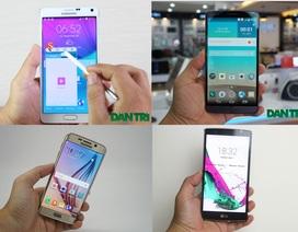 5 smartphone có màn hình 2K đẹp nhất hiện nay