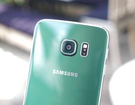 Galaxy S6 edge phiên bản xanh ngọc bán từ tháng 7, giá 21 triệu đồng