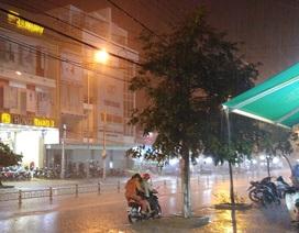"""Vùng đại hạn bất ngờ đón cơn """"mưa vàng"""""""
