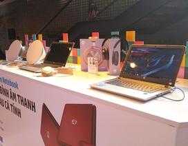 HP tung loạt laptop mới tại Việt Nam, giá từ 10 triệu đồng