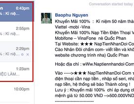 Lừa đảo trên Facebook tăng cao, người dùng chú ý