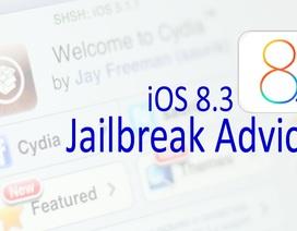 Công cụ Jailbreak cho iOS 8.3 sẽ ra mắt vào tháng 6?