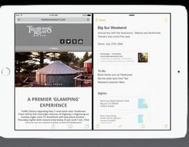 Dùng thử tính năng đa nhiệm iOS 9 trên iPad