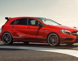 Thế hệ mới của Mercedes-AMG A45 sẽ có công suất hơn 400 mã lực