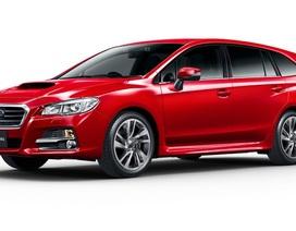 Chiếc Subaru Levorg GT sẽ xuất xưởng vào tháng 9 năm nay