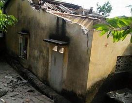 Khóa cửa xả khí gas, nhà bay nóc, người bị bỏng