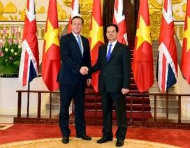 Toàn văn Tuyên bố chung hai nước Việt Nam và Vương quốc Anh
