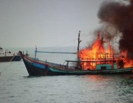 Việt Nam quan ngại về việc Indonesia đánh chìm hàng chục tàu cá