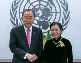 """Đại sứ Nguyễn Phương Nga: """"Phụ nữ có những tố chất rất cần trong nghề ngoại giao"""""""