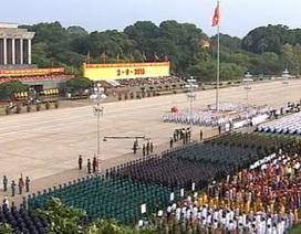 Lãnh đạo Trung Quốc, Nga chúc mừng Quốc khánh Việt Nam