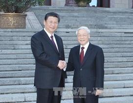 Hôm nay, Chủ tịch Trung Quốc Tập Cận Bình đến Hà Nội