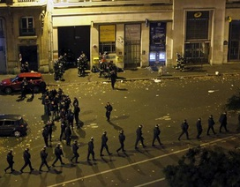 Chưa có thông tin về người Việt trong vụ khủng bố Paris
