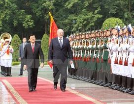 Belarus coi Việt Nam là ưu tiên đối ngoại ở khu vực châu Á