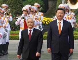 Việt-Trung trao đổi điện mừng 66 năm quan hệ ngoại giao