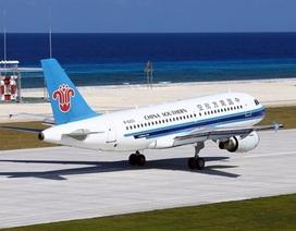 """ICAO sửa lại bản đồ hàng không có chữ """"Tam Sa"""""""