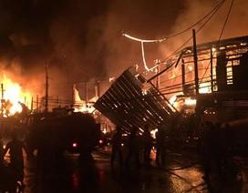 13 gia đình Việt Kiều tại Thái Lan bị hỏa hoạn