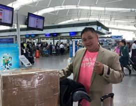 Bộ Ngoại giao xác nhận Minh Béo sẽ phải tiếp tục hầu tòa