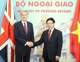 Ngoại trưởng Anh phản đối quân sự hóa Biển Đông