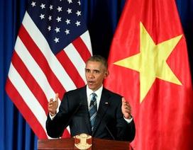 Ngày làm việc thứ 2 của Tổng thống Obama tại Việt Nam