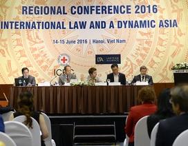 Giới luật gia bàn về thúc đẩy tuân thủ luật pháp quốc tế tại Hà Nội