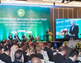 47 quốc gia thông qua Tuyên bố Hà Nội về bảo vệ động vật hoang dã