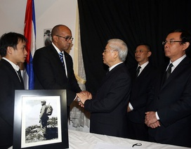 Việt Nam để quốc tang ngày 4/12 tưởng nhớ Fidel Castro