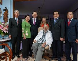 Fidel Castro Ruz - Con người của thời đại