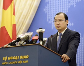 Yêu cầu Trung Quốc chấm dứt các chuyến bay dân sự tới đảo Phú Lâm
