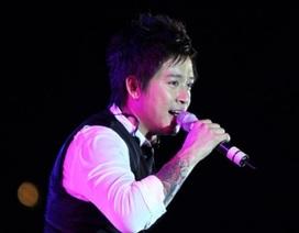 Tuấn Hưng chịu áp lực khi biểu diễn tại Hà Nội