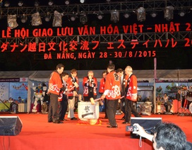 Đặc sắc lễ hội giao lưu văn hóa, ẩm thực Việt – Nhật 2015
