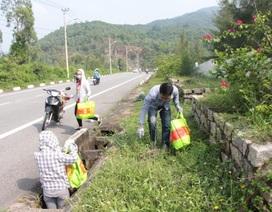 400 bạn trẻ tham gia làm sạch bán đảo Sơn Trà