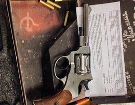 2 khẩu súng, hàng trăm đạn bi trong valy thất lạc tại sân bay Đà Nẵng