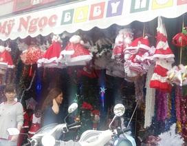 Đà Nẵng: Sức mua thị trường Noel yếu