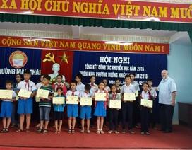 Đà Nẵng: Trao 38 suất học bổng đến học sinh mồ côi, nghèo