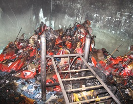 Đà Nẵng: Cháy căn nhà chứa vàng mã, 1 người tử vong