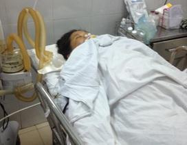 Một bệnh nhân nguy kịch sau phẫu thuật gãy chân do té ngã