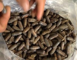 Hơn 1.000 viên đạn nằm dưới nền nhà