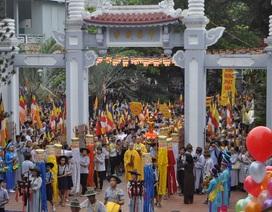 Đà Nẵng: Hơn 1000 người dự đại lễ Phật đản