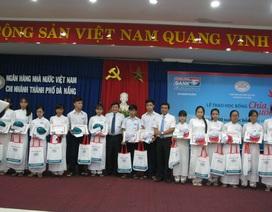 Đà Nẵng: Trao 200 suất học bổng đến học sinh có hoàn cảnh đặc biệt khó khăn