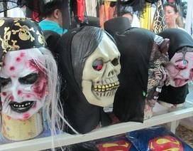 """""""Hết hồn"""" với những món đồ hóa trang Halloween"""