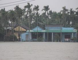 10 người chết, 3 người bị thương do mưa lũ ở miền Trung