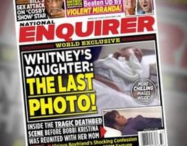 Tạp chí bị chỉ trích dữ dội khi công khai hình Bobbi Kristina hấp hối