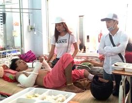 Ưng Hoàng Phúc đã đưa diễn viên Nguyễn Giàu về quê an táng