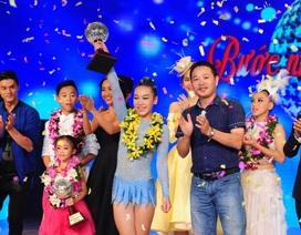 Vy Khanh đăng quang Bước nhảy hoàn vũ nhí mùa 2
