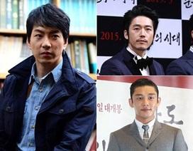 """""""Hoàng tử Ju-mông"""" cùng loạt mỹ nam trở lại với dòng phim cổ trang"""
