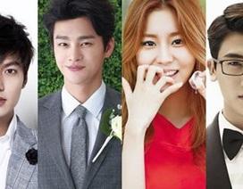 Dàn sao bự dự lễ trao giải phim truyền hình Seoul